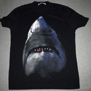 Men's Givenchy Shark Tshirt